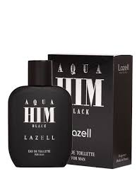 <b>Туалетная</b> вода Lazell Aqua HIM <b>Black for Men</b> 100 ml Lazell ...