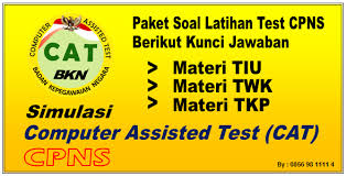 Untuk itu kamu bisa download contoh soal tes cpns twk, tiu dan tkp yang sudah dilengkapi dengan kunci jawaban dan pembahasannya. Contoh Soal Twk Tiu Tkp Beserta Kunci Jabawan Kampus Pendidikan