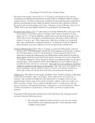 Sample Of Literature Review Apa Style Sample Apa Literature Review Major Magdalene Project Org