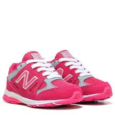 new balance pink. new balance 888 medium/wide/x-wide running shoe baby/toddler pink/grey leather pink