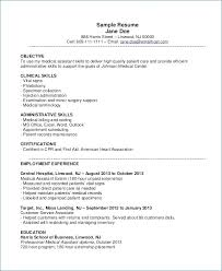 skills for a medical assistant medical assistant resume sample artemushka com