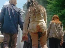 questions i have while watching the walking dead life unsweetened how often are they pooping they aren t shown eating much on the show and when they do it s something gross like a turtle or year old pudding