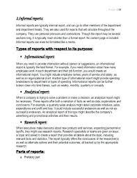 informal memo template informal proposal best informal proposal images on examples simple