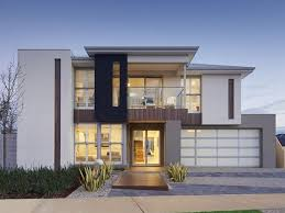 home exterior designer. photo of a house exterior design from real australian - facade 7790421 home designer e