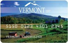 Ebt Children The Families Vermont And Department For Card