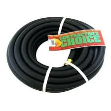 contractors choice 3 4 x ft premium black rubber garden hose rubber garden hose contractors choice best rubber garden hose