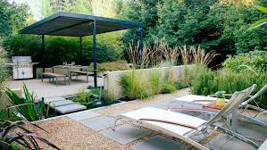 4 outdoor rooms 1 small space