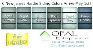 Hardie Panel Colors Jamesdelles Com