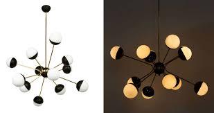 atomic lighting. brilliant lighting stilnovo sputnik bruno gatta atomic lamps ceiling lighting to atomic lighting