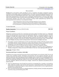 Project Administrator Resume Example Best Of Project Coordinator Cv Tierbrianhenryco