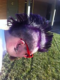 3 Different Shades Or Purple In