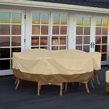 classic accessories veranda large round