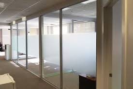 view larger image etched glass office partitions