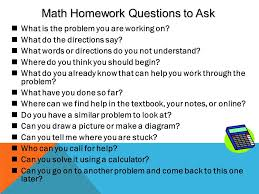 franklin middle school math parent night ppt video online  math homework questions to ask