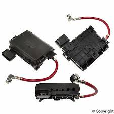 1j093 7617d new fuse box battery terminal for volkswagen golf fuse box fits 2000 2006 volkswagen golf jetta beetle uro