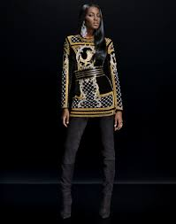 Balmain H M Size Chart See The Full Balmain X H M Collaboration Lookbook Vogue