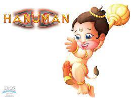 Hanuman Cartoon Wallpapers - Wallpaper Cave