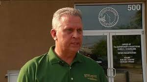 Clay County sheriff draws first 2020 challenger