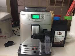 Sử dụng máy pha cà phê tại nhà đúng cách