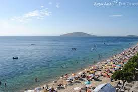 Avşa Adası'nda Bayram Tatili Erken Başladı!