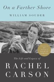 rachel carson  book listbook jacket  on a farther shore  the life and legacy of rachel carson
