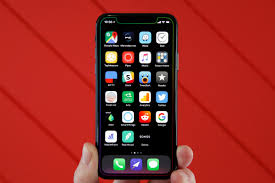 Front Led Light On Iphone 5 The Perfect Way To Show Off The Notch On Your Iphone X Bgr