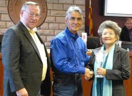 Fulton reflects on 12 years as AC recorder   Apache County ...