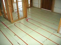 Heated Bathroom Floor Cost New Radiant Floor Heating Cost Electric Under Floor Heater Electric