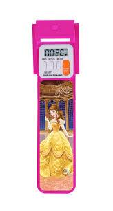 Disney Book Light Galleon Mark My Time 3d Disney Princess Belle Digital