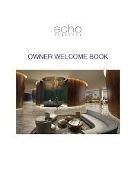Echo Aventura Welcome Book 2015 By Isg World Issuu