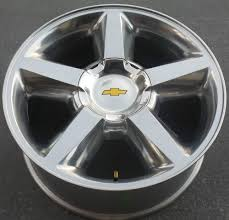 Chevy Tahoe Oem Wheels Pictures to Pin on Pinterest - ThePinsta