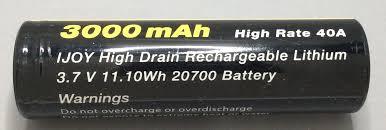 Mooch Battery Chart 20700 Taste Your Juice A Battery Mooch Post The Ijoy 40a