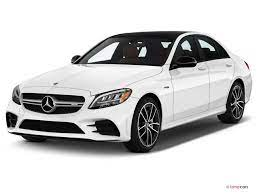 Although most of its design is the same, the headlights, taillights, grille, and bumpers are new along with redesigned rims to choose from. 2021 Mercedes Benz C Class Prices Reviews Pictures U S News World Report