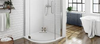 what thickness glass for shower doors and enclosures