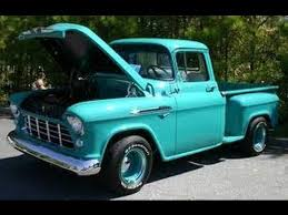 1950's Chevy & GMC Pickup Truck Compilation - YouTube