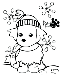 Winter Coloring Pages Printable Coloring Pages Of Winter Coloring