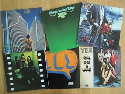 Lot Of 6 Yes Albums The Yes Album Time And A Word Yes Close
