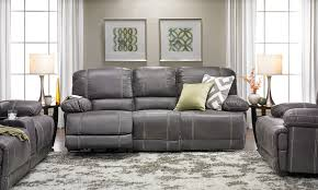 picture of lawrence 90 inch dual power reclining sofa