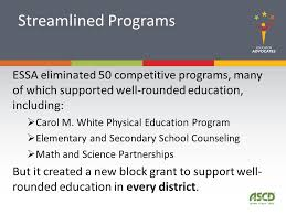 Essa And Nclb Comparison Chart The Every Student Succeeds Act Highlights Of Key Changes For