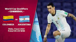 Colombia vs Argentina - Mola