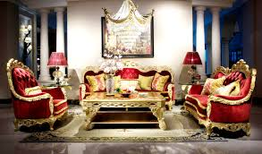 Upscale Living Room Furniture Online Get Cheap Luxury Sofa Sets Aliexpresscom Alibaba Group