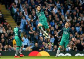 And bookmakers 888 sport are offering brand new. Incredible Man City V Tottenham Game Breaks Champions League Record Mirror Online