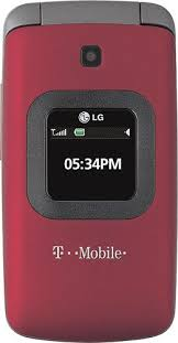 t mobile prepaid lg gs170 no contract mobile phone red the lg gs170