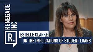 ESTELLE CLARKE on the Implications of Student Loans - YouTube