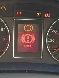 Audi Brake Warning Light 3 Beeps Audizine Forums