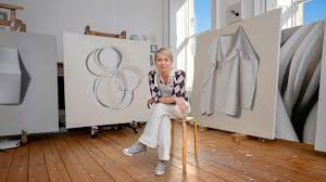 Alison Watt searches for work that launched her career   Scotland ...