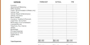 Income Statement Format Excel Monthly Income Statement Format In Excel Small Business Template
