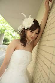 花嫁ヘアスタイル 洋 福岡でウェディングドレスカラードレスを