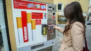 Vending Machines For Sale Nz Magnificent Cigarette Vending Machines Could Lead To More Violent Tobaccodriven