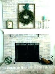 refinish brick fireplace fireplace refacing brick fireplace with marble tile refinish brick fireplace